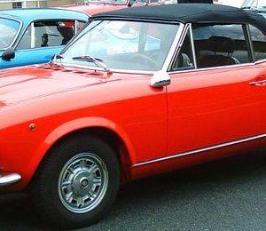 Fiat 124 Spider II