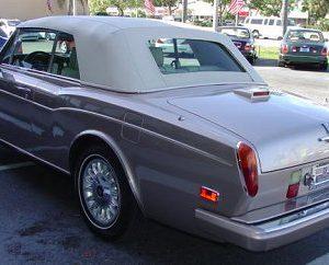 Corniche IV 1995 SCX50074 LA